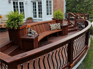 Ipe Deck - Warren New Jersey