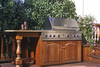 Custom BBQ Cabinetry and OutDoor Kitchens